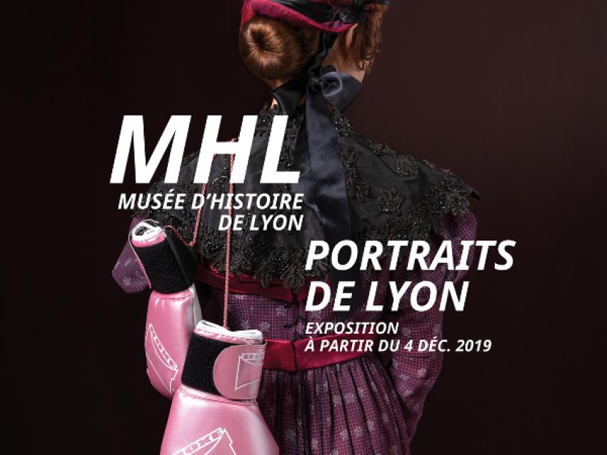 Exposition Portraits de Lyon